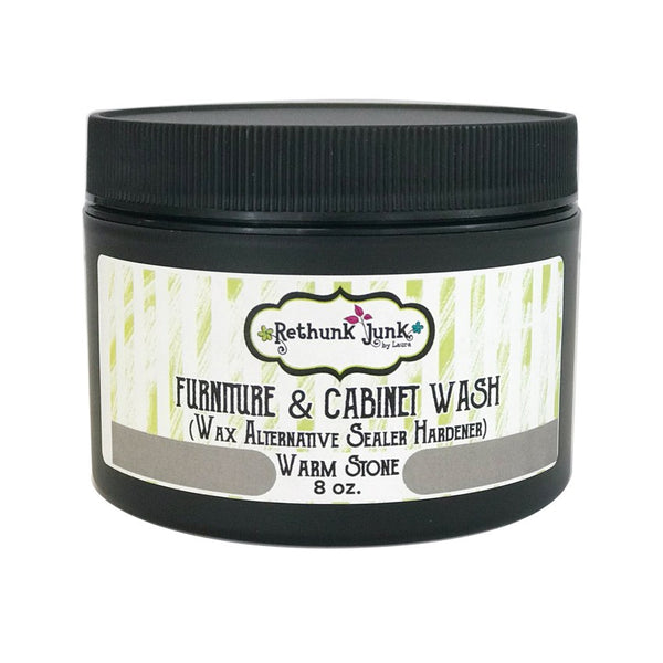 Rethunk Junk Washes - Wax Alternative and Sealer Hardener