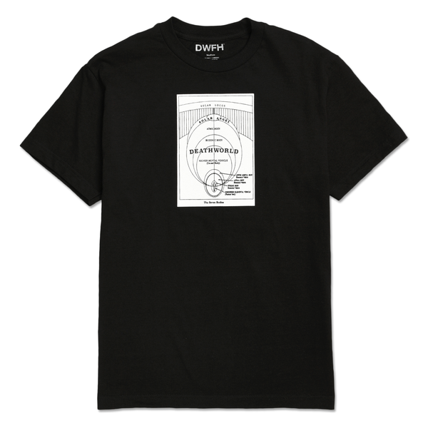 DEATHWORLD SEVEN BODIES S/S TEE