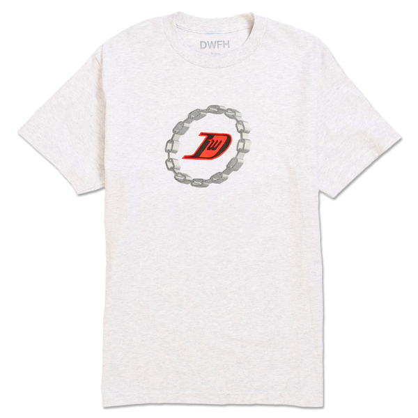 DEATHWORLD ANSWER S/S TEE ASH - By Earl Sweatshirt