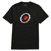 DEATHWORLD ANSWER S/S TEE BLACK - By Earl Sweatshirt
