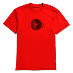 DEATHWORLD CELLULAR S/S TEE RED - By Earl Sweatshirt
