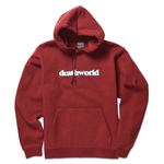 DEATHWORLD COURTSIDE HOODED FLEECE