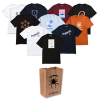Death World Grab Bag for 2 randomly selected short sleeve tees for $30
