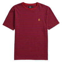 DEATHWORLD FAIRFAX STRIPE S/S KNIT - By Earl Sweatshirt