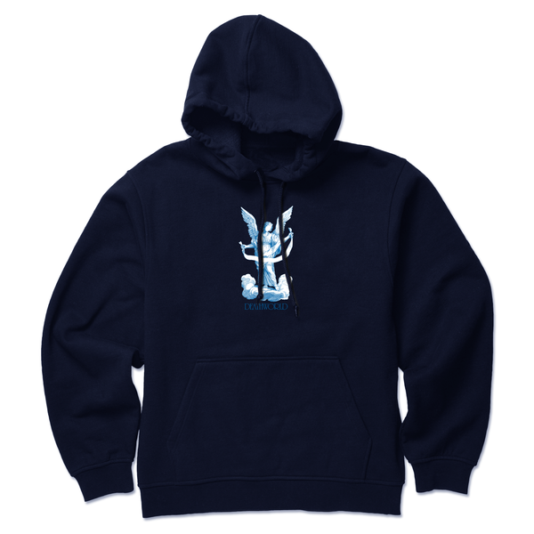 DEATHWORLD GUARDIAN ANGEL HOODED FLEECE