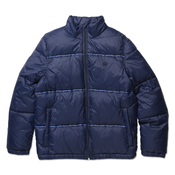 DEATHWORLD PUFFER JACKET - FRONT