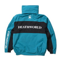 DEATHWORLD ROMULUS WINDBREAKER - BACK
