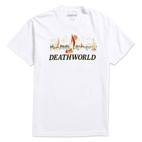 DEATHWORLD SAIL AWAY S/S TEE