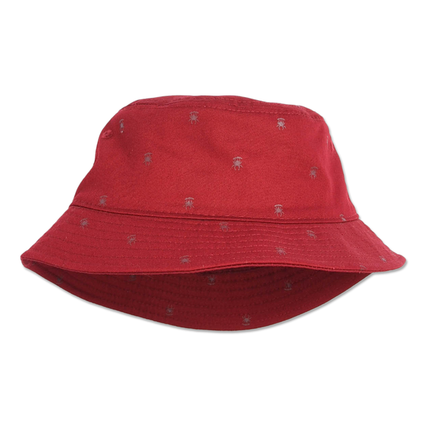 DEATHWORLD SPIDER BUCKET HAT