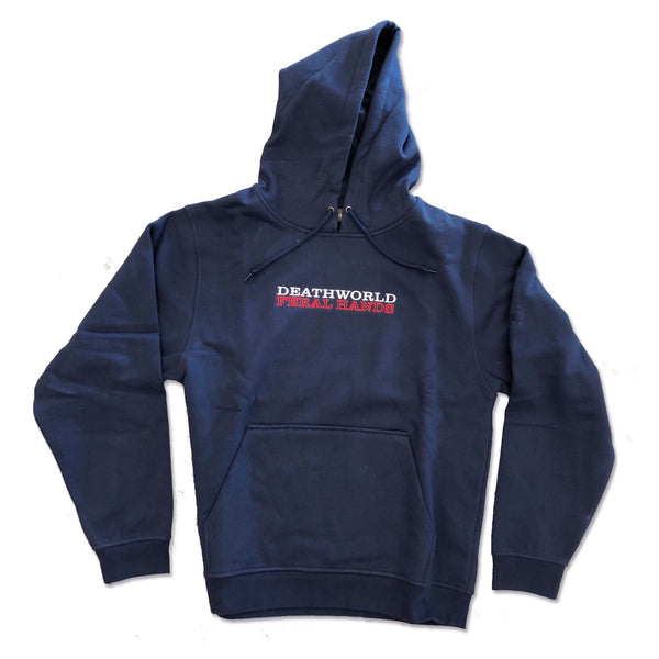 DEATHWORLD SPINDLAR HOODED FLEECE