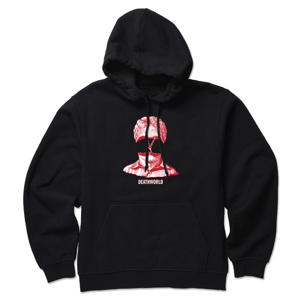 DEATHWORLD WEAKEST LINK HOODED FLEECE