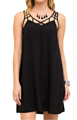 Black Lyvette Dress