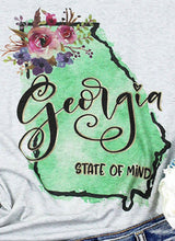 State Graphic Tees