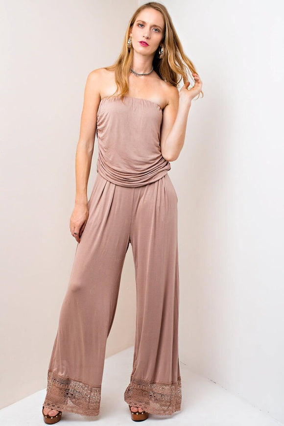 The Henley Jersey Jumpsuit