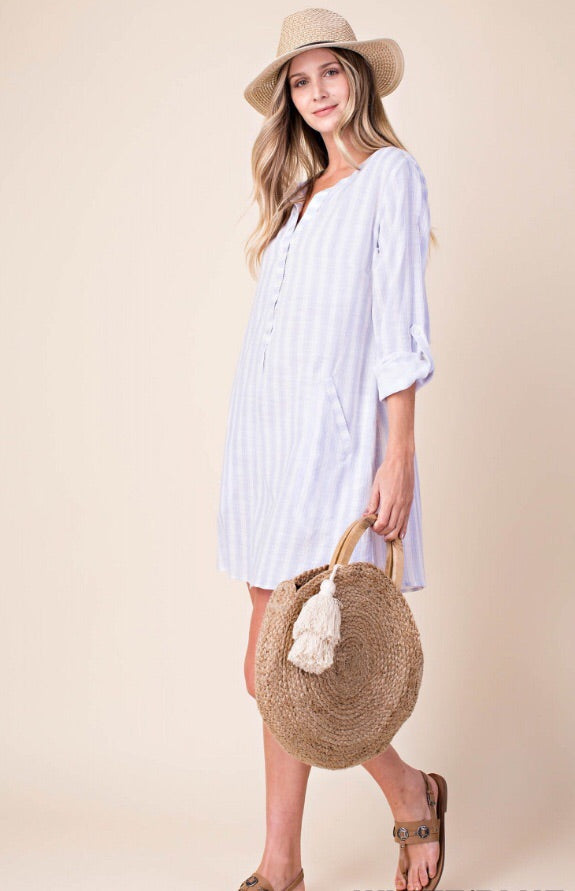 The Seaoat Beach Dress