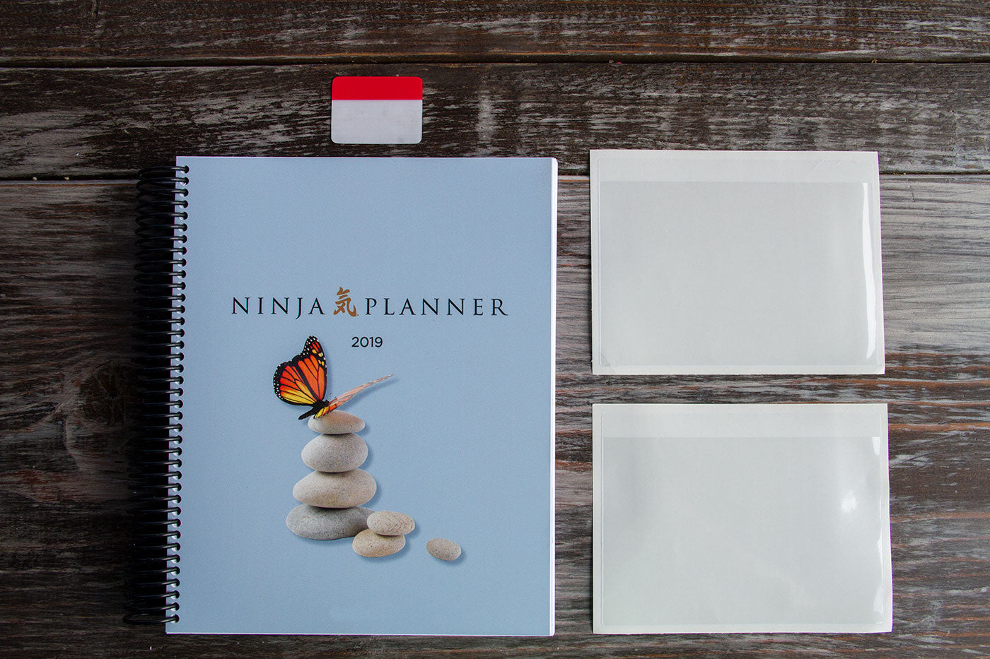 In the box, Ninja Planner 2019