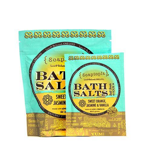 Beauty & the Beach Bath Salts