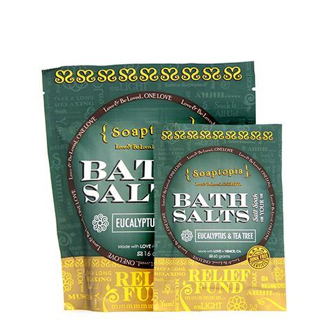 Relief Fund Bath Salts