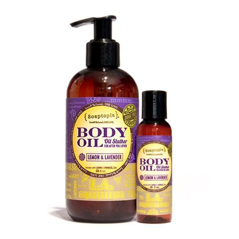 LA Squeeze Body Oil