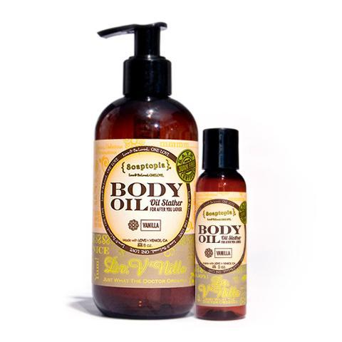 Dr. V'Nilla Body Oil