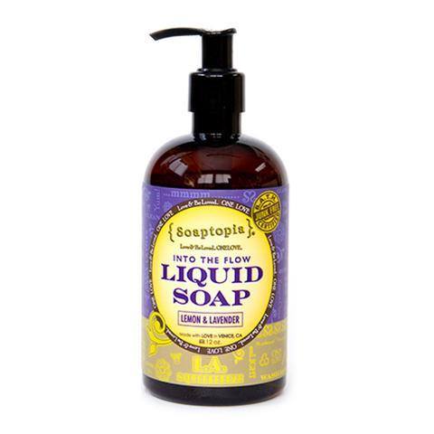 LA Squeeze Liquid Soap