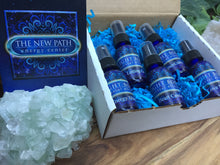 Light Body Crystal Elixirs Mini Collection