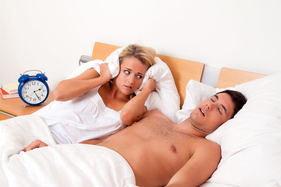 Smart Ways to Deal With Your Snoring Sleep Partner