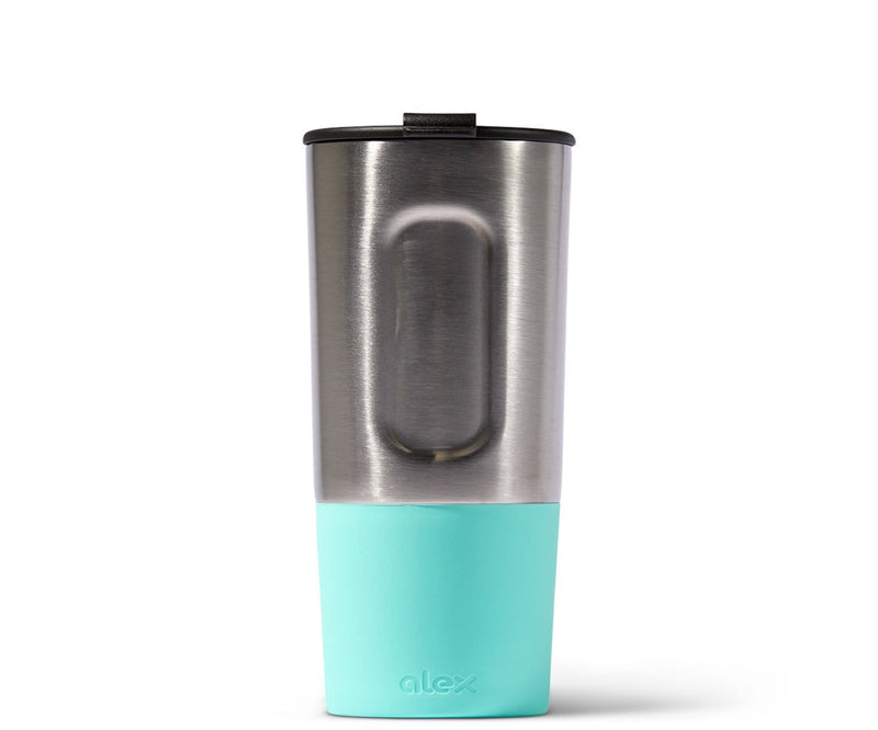 16oz Insulated Traveler (Hot/Cold) in Stainless (SOLD OUT)