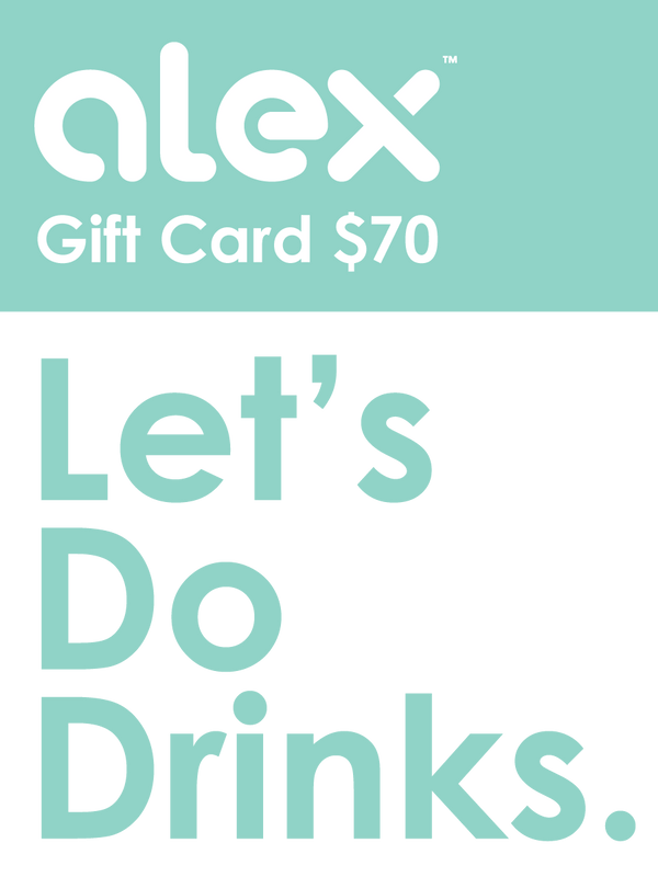 ALEX Gift Cards (Click for $35 and $70 Options)