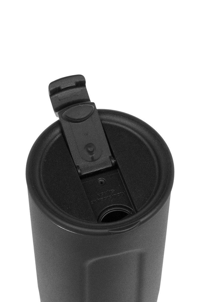 Insulated - 20oz Insulated Traveler (Hot/Cold) In Black