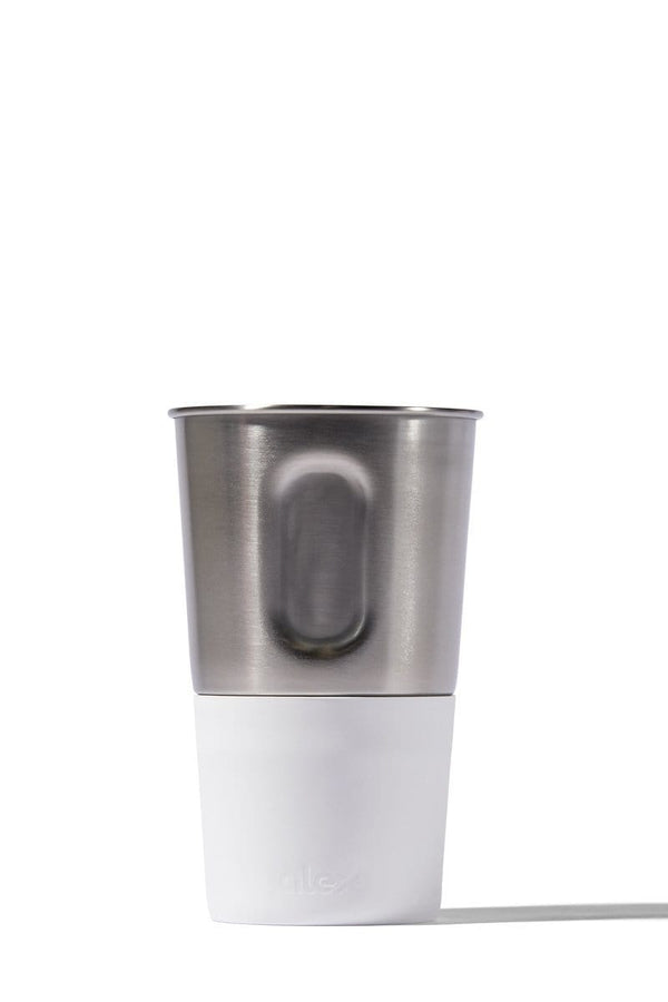 Pint Cup - 16oz Bottle Opener Cup In Stainless