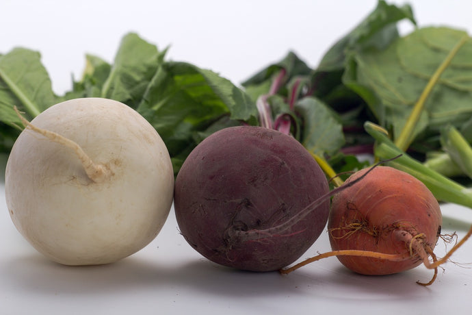 Root Vegetables are Weird: Maca, Part 1