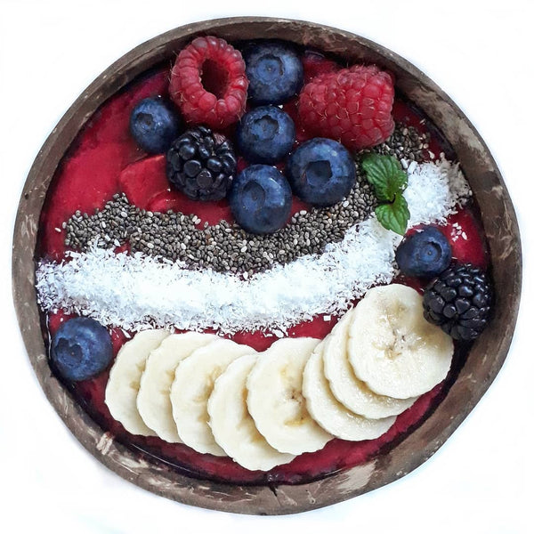The Anatomy of a Smoothie Bowl - Infographic