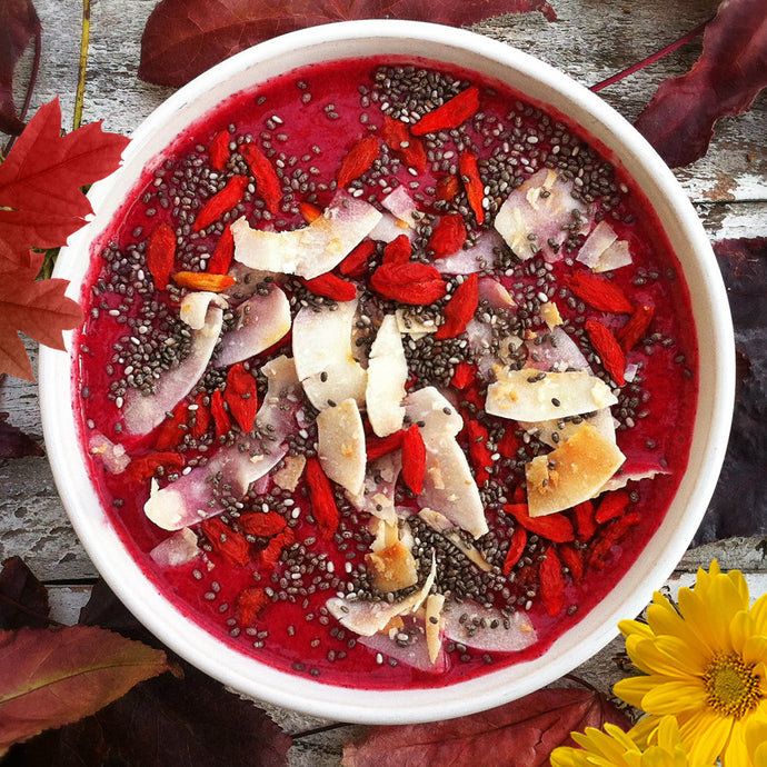 If you love Smoothie Bowls - How fab would a Superfood subscription be?