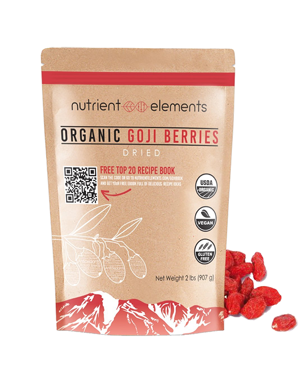 Goji Berries sourced by Nutrient Elements from the Himalayan mountains