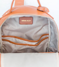 Mini Backpack - Camel