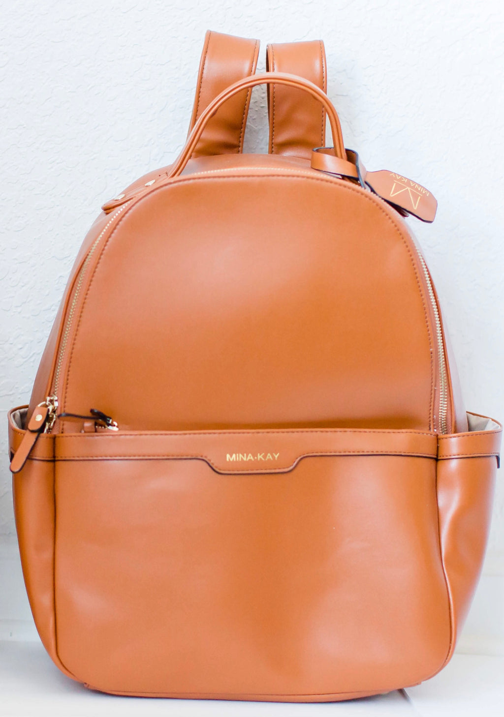 Large Carryall - Camel