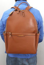 Carryall Backpack- Camel