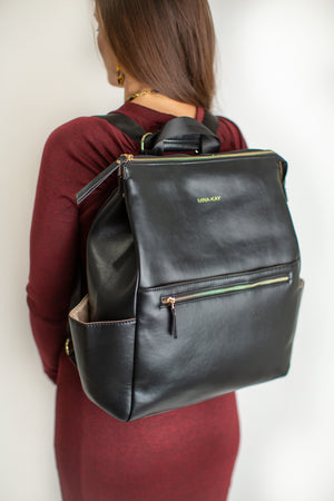 Everyday Zip Open - Black
