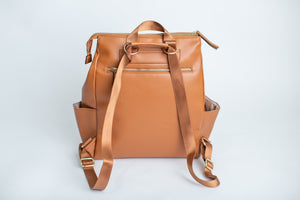 Everyday Zip Open - Camel (PRE-ORDER)