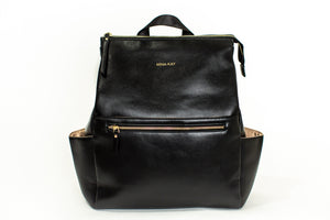 Carryall Backpack- Black