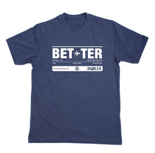 BETTER unisex short sleeve t-shirt