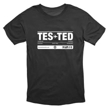 TESTED unisex short sleeve t-shirt