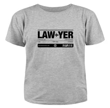 LAWYER unisex short sleeve t-shirt