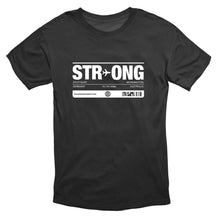 STRONG unisex short sleeve t-shirt