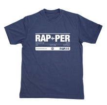 RAPPER unisex short sleeve t-shirt