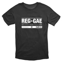 REGGAE unisex short sleeve t-shirt