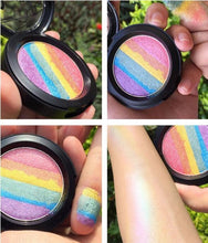 Rainbow Makeup Highlighter