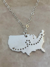 Long-Distance Relationship/Friendship Necklace