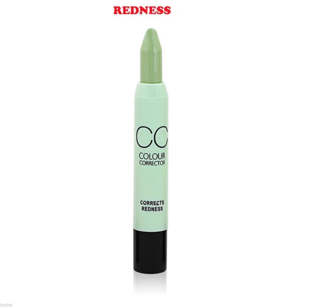 CC Colour Corrector Concealer Twist Stick - By MeNow